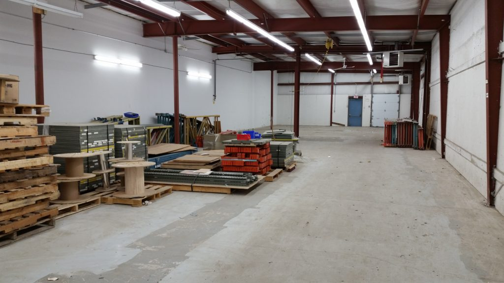 Kentville Industrial space for rent